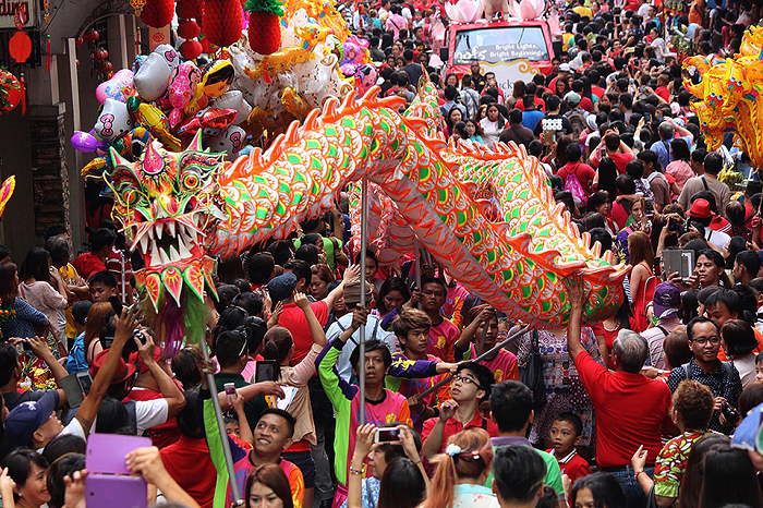 TTN Ministry -- Philippine Celebration of Chinese New Year
