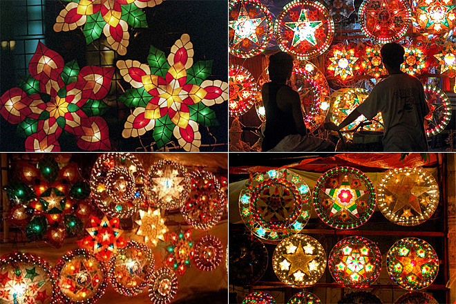 TTN Ministry -- Parol a Philippine Christmas Icon
